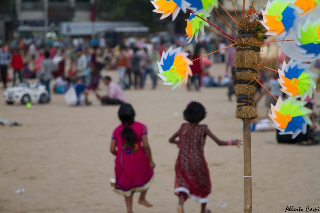 Mumbai - Chowpatty Beach