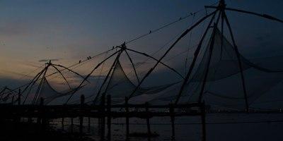 Fishing Nets - Kochi