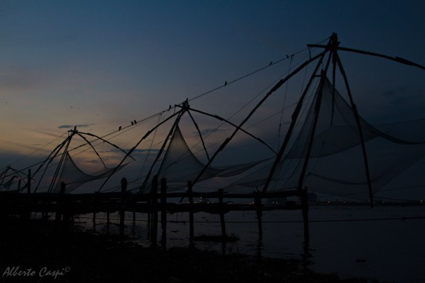 Fishing Nets - Kochi