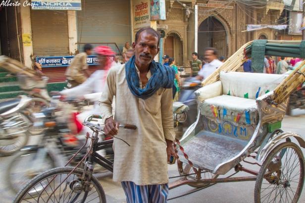Rickshaw-driver