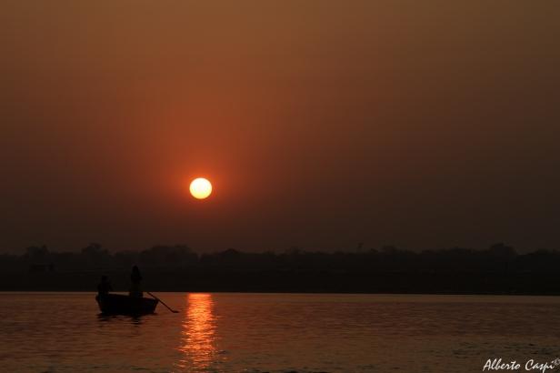 Sunrise - Varanassi
