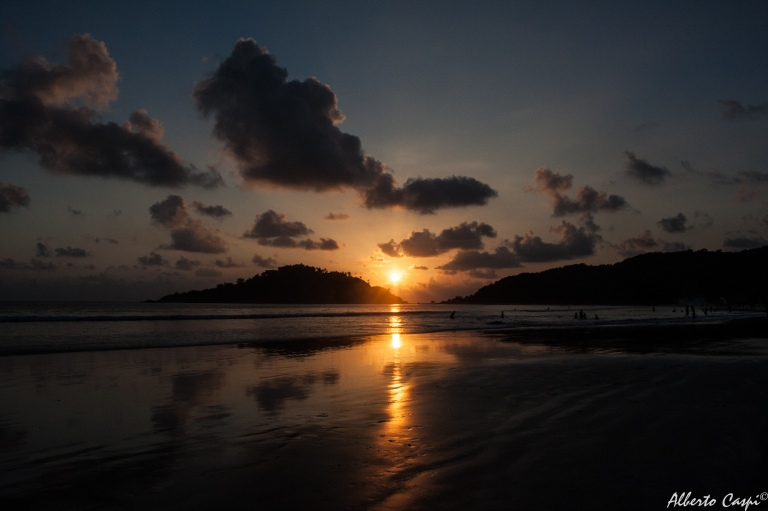 sunset-palolem