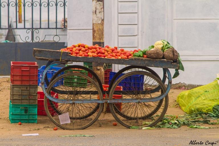 Veggie cart