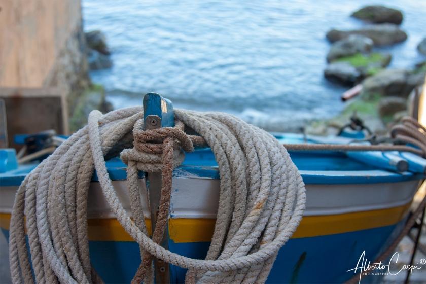Calabria - Boat